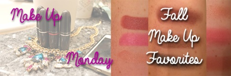 Make Up Monday Fall Favorites