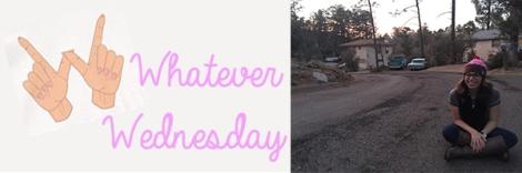 Whatever Wednesday Katie Fashion